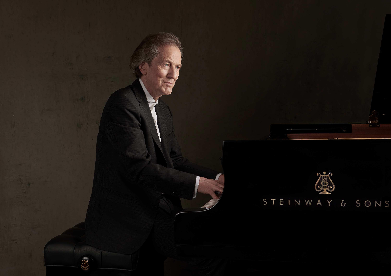 Pianist Andreas Klein (Photo: Gemmy Woud-Binnendijk)