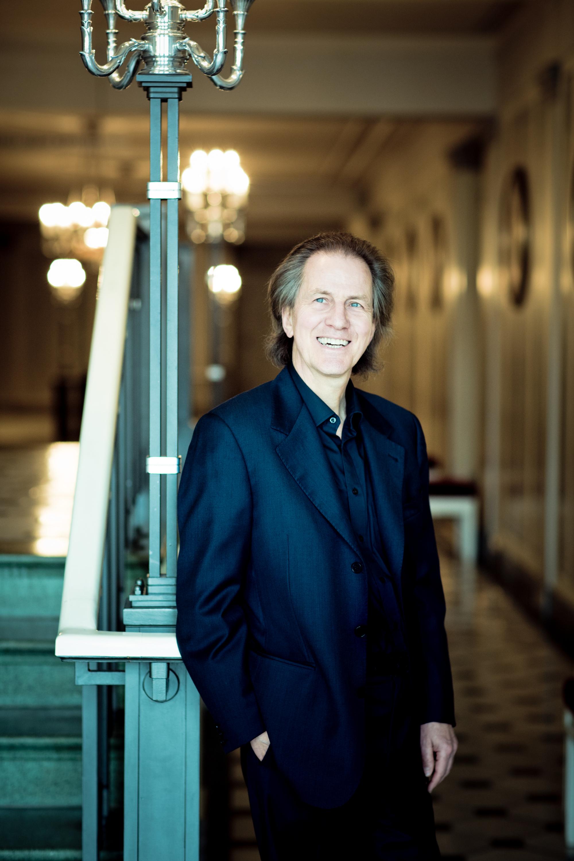 Pianist Andreas Klein (Photo: Marco Borggreve)